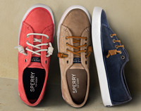 双11预售:SPERRY Top-Sider STS97069 女士休闲鞋