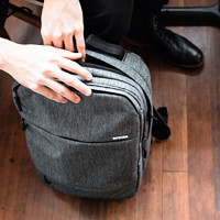 Incase City Collection 城市系列 compact 双肩背包 石南黑色 15英寸