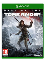 《Rise of the Tomb Raider(古墓丽影:崛起)》Xbox One 实体版
