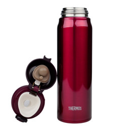 THERMOS 膳魔师 JNL-600-BGD 真空隔热保温杯 600ml+膳魔师 FDX-350 SBK 350ml