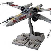 BANDAI 万代  star wars星球大战 1/72 X-WING 反抗军X翼战机 模型