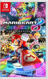 Nintendo 任天堂 SWITCH 马里奥赛车8 豪华版
