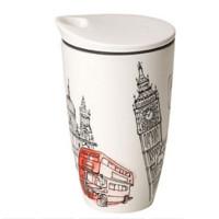 Villeroy & Boch 唯宝 咖啡随行杯 伦敦杯 350ml