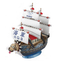 BANDAI 万代 海贼王卡普战舰拼装模型
