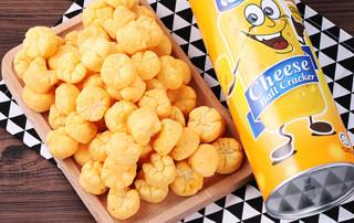洛当 黄金奶酪圈奶酪球 80g*3桶