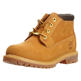中亚Prime会员、限US7.5码 : Timberland 添柏岚 Waterproof Nellie Chukka 女款防水短靴
