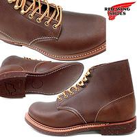 RED WING 红翼 Blacksmith 8015 纯牛皮工装靴