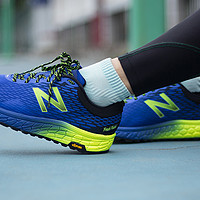 new balance Fresh Foam Hierro V2 男款越野跑鞋
