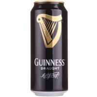 Guinness 健力士 黑啤酒 440ml*24听