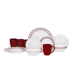Corelle 康宁餐具 Livingware Dinnerware 20-Piece Set 20件套