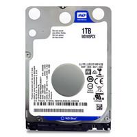 WD 西部数据 蓝盘 1TB 笔记本机械硬盘( WD10SPZX、5400RPM)