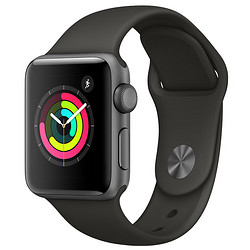 Apple 苹果 Apple Watch Series 3 智能手表 GPS款 38毫米