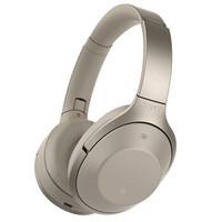 SONY 索尼 MDR-1000X Hi-Res无线降噪立体声头戴耳机