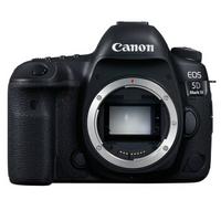 Canon 佳能 EOS 5D Mark IV  全画幅单反相机 黑色 单机身