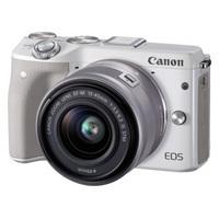 Canon 佳能 EOS M3(EF-M 15-45mm f/3.5-6.3) 无反相机套机