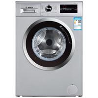 BOSCH 博世 4系 XQG80-WAN241680W 滚筒洗衣机 8kg 银色