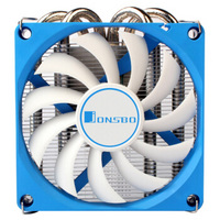 JONSBO 乔思伯 HP400电商版 风冷散热器