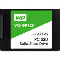 WD 西部数据 Green SATA 固态硬盘
