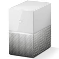 WD 西部数据 My Cloud Home 个人云存储设备 3.5英寸 多盘
