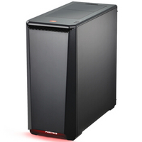 精致全铝+RGB幻彩:PHANTEKS 追风者 发布 PRIMO 普力魔 P37 MATX 机箱699元