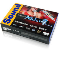 CREATIVE 创新 Sound Blaster Audigy 4 II 声卡