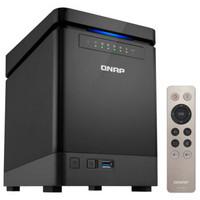 百亿补贴:QNAP 威联通 TS-453Bmini NAS网络存储 四盘位 4GB 无硬盘 黑色