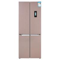 京东PLUS会员:BOSCH 博世 BCD-452W(KMF46A66TI) 十字对开门冰箱 变频 452L 玫瑰金