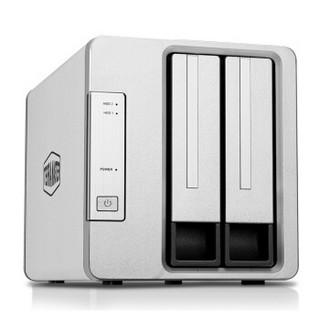 TERRAMASTER 铁威马 TerraMaster D2-310 双盘RAID磁盘