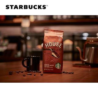 STARBUCKS 星巴克 首选综合 咖啡豆 250g