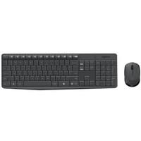 logitech 罗技 MK235 无线键鼠套装