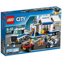 LEGO 乐高 城市救援系列 60139 移动指挥中心