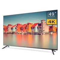 风行电视 D49Y 49英寸 4K 智能 液晶电视机