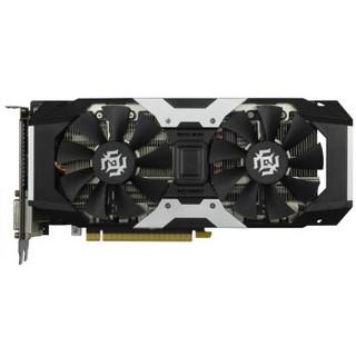 ZOTAC 索泰 GeForce GTX1060-6GD5 X-GAMING OC 显卡