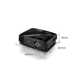 BenQ 明基 MS3081+ 投影仪 SVGA分辨率 3200流明