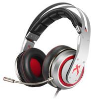 西伯利亚(XIBERIA) T19 USB7.1声道 发光震动 带线控 电脑耳麦 电竞游戏耳机 头戴式 带线控 电脑耳麦 电竞游戏耳机