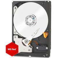 WD 西部数据 WD40EFRX 台式机硬盘 红盘 4TB