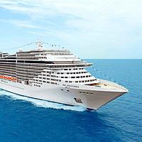 MSC地中海邮轮辉煌号 上海出发日本航线