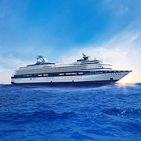 天海邮轮新世纪号 上海出发日本航线