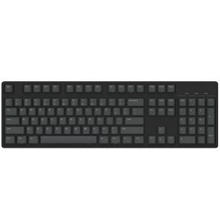 iKBC C104 机械键盘 (Cherry黑轴、黑色)