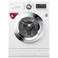 LG 乐金 静心系列 WD-T14410DL 滚筒洗衣机 8kg