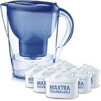 BRITA 碧然德  Marella XL 净水壶+三代滤芯 一壶七芯