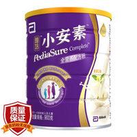 Abbott 雅培 小安素 全营养配方粉 12个月以上 香草味 900g *5件