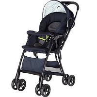 阿普丽佳Aprica 婴儿推车 可做可躺四轮推车 凯乐全能高景观推车 星星 APRCSL81STVN