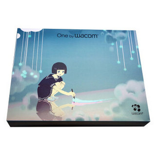 Wacom 和冠 手写板 Bamboo Pen Small CTL-471/K0-F 数位板