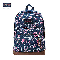 JANSPORT 杰斯伯 DISNEY RIGHT PACK 迪士尼联名款米奇花双肩背包 3BAX
