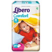 Libero 丽贝乐 婴儿纸尿裤 M号 84片 *2件