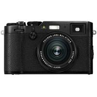 FUJIFILM 富士 X100F 数码旁轴相机 黑色