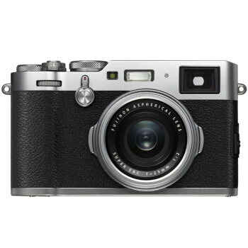 FUJIFILM 富士 X100F 数码旁轴相机 银色