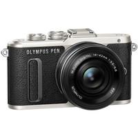 OLYMPUS 奥林巴斯 E-PL8(14-42mm f/3.5-5.6+40-150mm f/4-5.6)无反相机套机