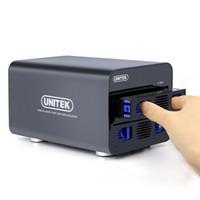 UNITEK 优越者 Y-3355 磁盘阵列盒
